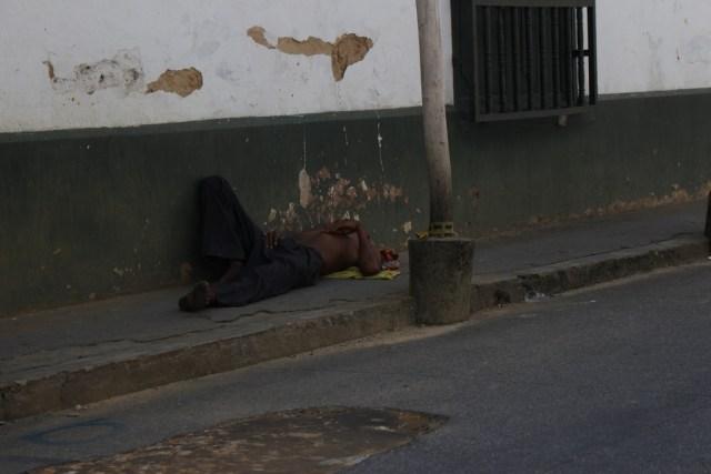 De los 3.247 habitantes de calle que tiene Bucaramanga 1.200 se registraron a partir de diciembre de 2016. / FOTO FABIÁN MORALES GÓMEZ