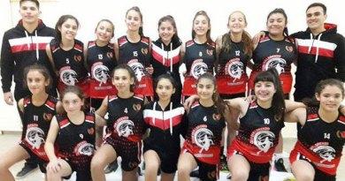 San Lorenzo cobija el triangular de básquet femenino U13 de la Liga Provincial