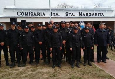 La Comisaría de Santa Margarita quedó como nueva
