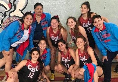 El básquet femenino de San Lorenzo de Tostado en lo más alto de los Juegos Evita