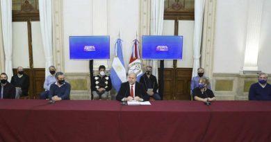 La Provincia definió la habilitación de nuevas actividades en el marco de la pandemia Covid-19