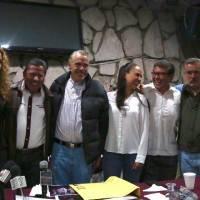 Por hartazgo empresarial, Pedro Inguanzo va con David