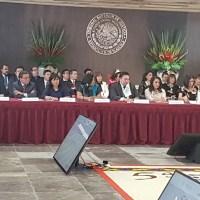 Acude Magistrado Presidente del TSJEZ a encuentro de Enlaces de Género de Tribunales de Entidades Federativas