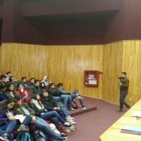 Sistema Integral de Justicia para Adolescentes es difundido a estudiantes del IPN