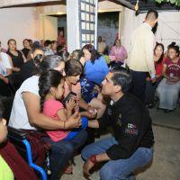 Con todo...!!! Carlos Peña contacta a la ciudadanía en Río Grande y Miguel Auza