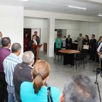 Aperturan Juzgado Tercero en el Distrito Judicial de Sombrerete
