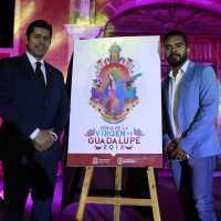 Presentan Feria de la Virgen de Guadalupe 2018, vienen Pancho Céspedes, Bronco, Tucanes y Julio Preciado