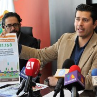 A 50 días de Gobierno guadalupense, ofrece JC resultados