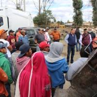 Empleados de Limpia son atendidos en sus demandas por alcalde Guadalupense