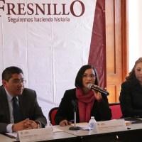 Colaborarán CDHEZ y Municipio para que no sólo se hable mal de Fresnillo