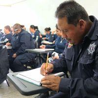 Trabaja autoridad capitalina en Profesionalización de Policías de Proximidad Social