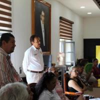 Miguel Torres reconoce desempeño de mandatario estatal