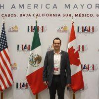 Se escucha la voz de Zacatecas en 1a Cumbre Interanacional de alcaldes de América del Norte, vía Ulises