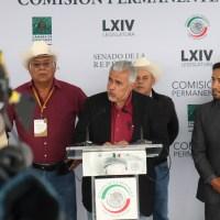 Mesas de Negociación arrancan con Organizaciones Campesinas: Narro Céspedes