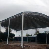 Más de 2.2 MDP invierte GODEZAC en domos para escuelas en Fresnillo y Enrique Estrada