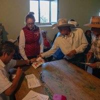 Apoyos llegan hasta los lugares más alejados de Zacatecas: Verónica Díaz