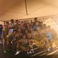 UAZ sub 15 se coronan en el Internacional Houston TX de Fútbol