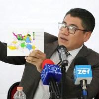 Reportan avances del proyecto de Sectorización en el Municipio