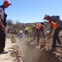 Para beneficio de más de 3 mil riograndenses Van nuevas obras Hídricas