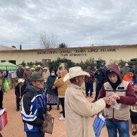 Adultos mayores de 7 municipios reciben del Gobierno de México 8 MDP