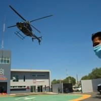 Alcalde guadalupense entrega rehabilitación de Protección Civil Municipal
