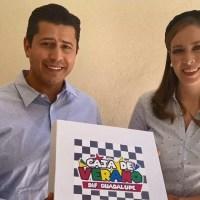 DIF Guadalupe lleva Caja de Verano a Niñez guadalupense