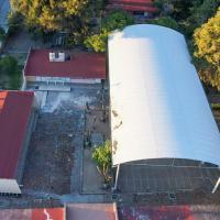 Habitantes de Tepechitlán reciben obras para el campo y espacios Educativos