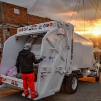 Sistema de Recolección de residuos Sólidos es transformado en Guadalupe