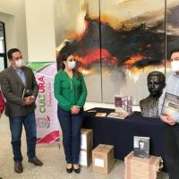 Dona IZC 6 mil libros a Bibliotecas estatales