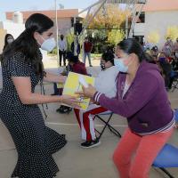 Cristina Rodríguez: Las Mujeres deben ser libres, respetadas y Amadas