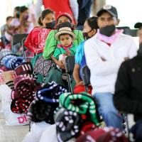 Respalda SEDIF a comunidad Wixárika de Trinidad García de la Cadena