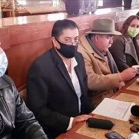 """Otra desbandada de Políticos jerezanos; dejan por antinatural a """"Va por Zacatecas"""" se adhieren a David Monreal"""
