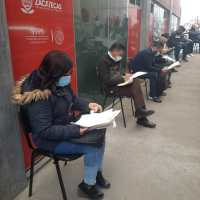Van 106 zacatecanos al Reclutamiento para servicios de Protección Federal