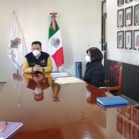 Preside Miguel Torres 1a. reunión de Trabajo de la Coordinación del Archivo Municipal