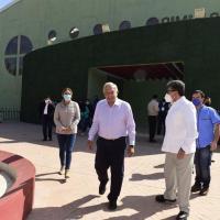 Reconoce el Presidente atenciones de Ricardo Monreal y apoyo de Delegada