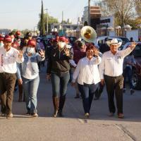 Quiero ser una gran aliada del próximo gobernador: Julia Olguín