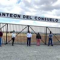 En funciones, nuevo panteón municipal en Guadalupe