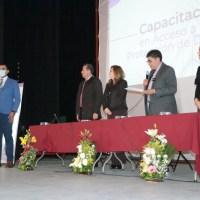 Ejecutivo municipal  ratifica a titular de Transparencia en Fresnillo