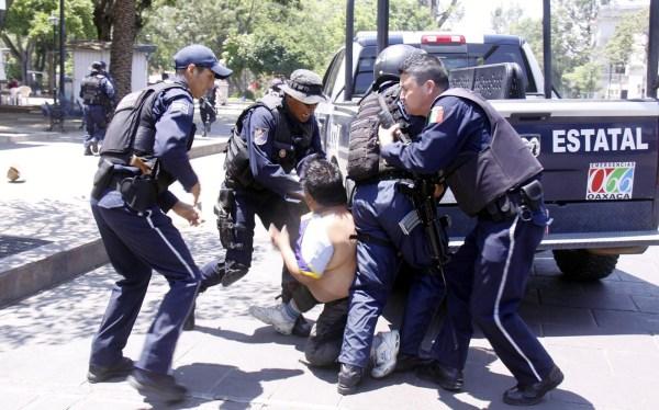 La CODHEM reporta 134 casos de abuso policial en lo que va del año