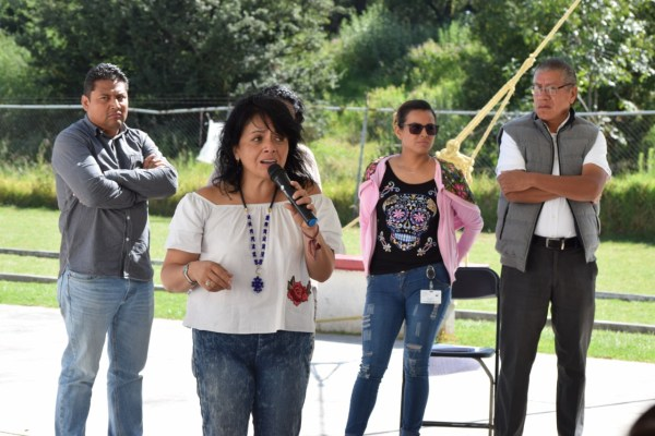 Presentan COPACI y Delegación informe del trabajo realizado