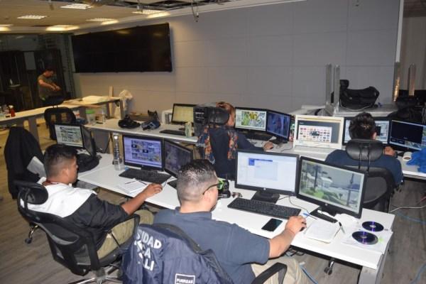 Fortalecerán el Centro de Monitoreo C4 con 280 nuevas cámaras para vigilancia