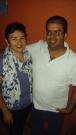 Roger Zamora Murillo, nuestro atleta olímpico, y su madre