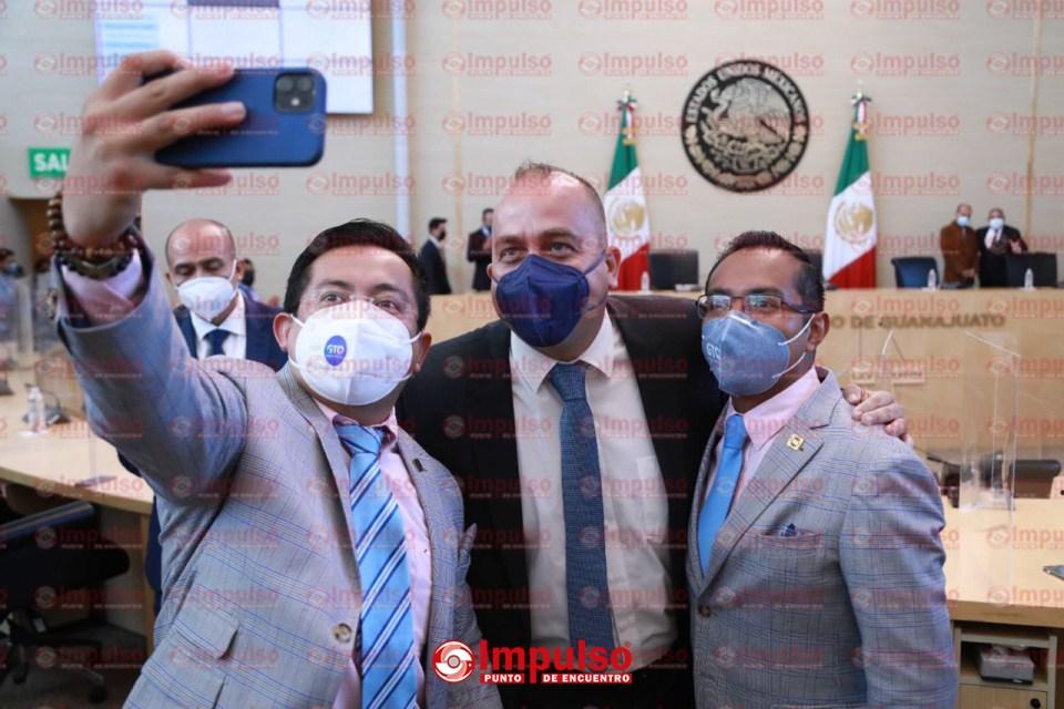 Actividades sobre nuestro Diputado Local, Lic. Jorge Ortiz Ortega