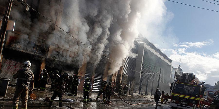 Reflexiones en torno a lo ocurrido el pasado 21 de Mayo en Valparaíso desde una perspectiva anti-capitalista/anti-autoritaria.