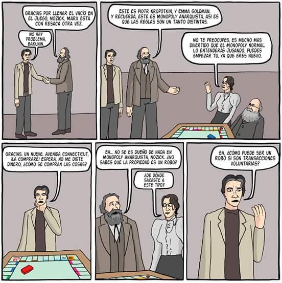 [Humor] Monopoly Anarquista