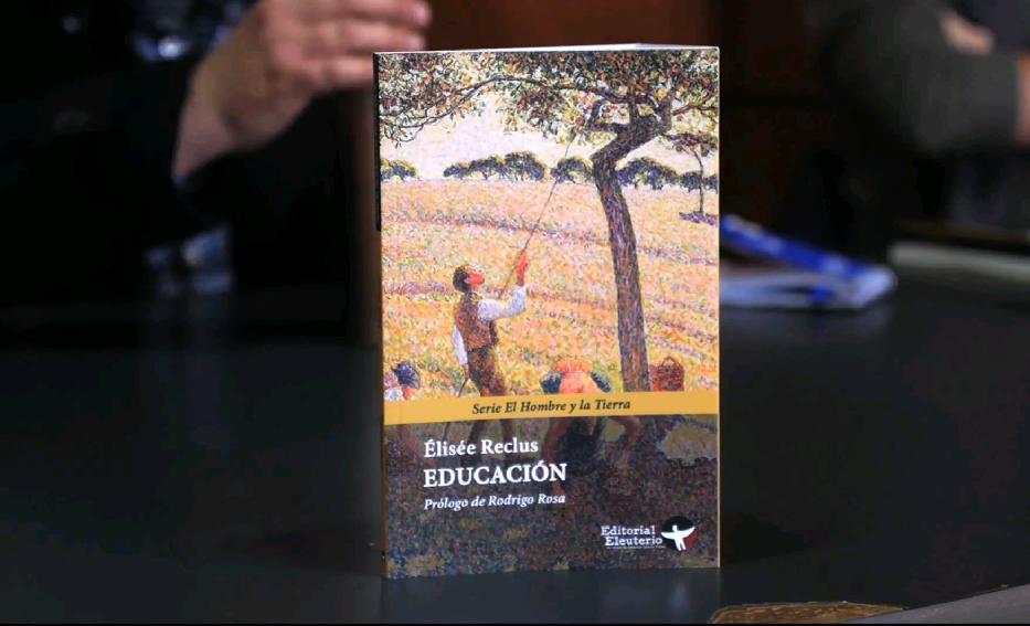 """[Video] Lanzamiento del Libro """"Educación"""" de  """"El hombre y la Tierra"""". Comuna de Lanco (Valdivia)"""