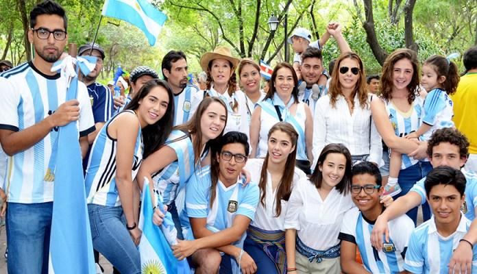 Representantes de Argentina