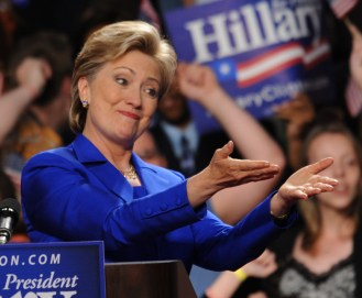 CLINTON TO QUIT WHITE HOUSE RACE FRIDAY: REPORTS
