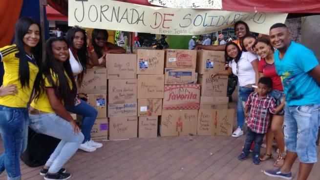 solidaridad con venezulea