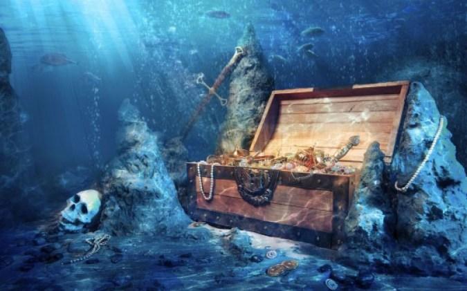 Tesoros-submarinos